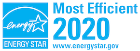 Energy Star® Most Efficient 2020
